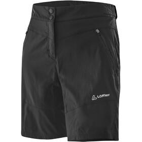 Löffler Evo CSL Bike Shorts Women, black
